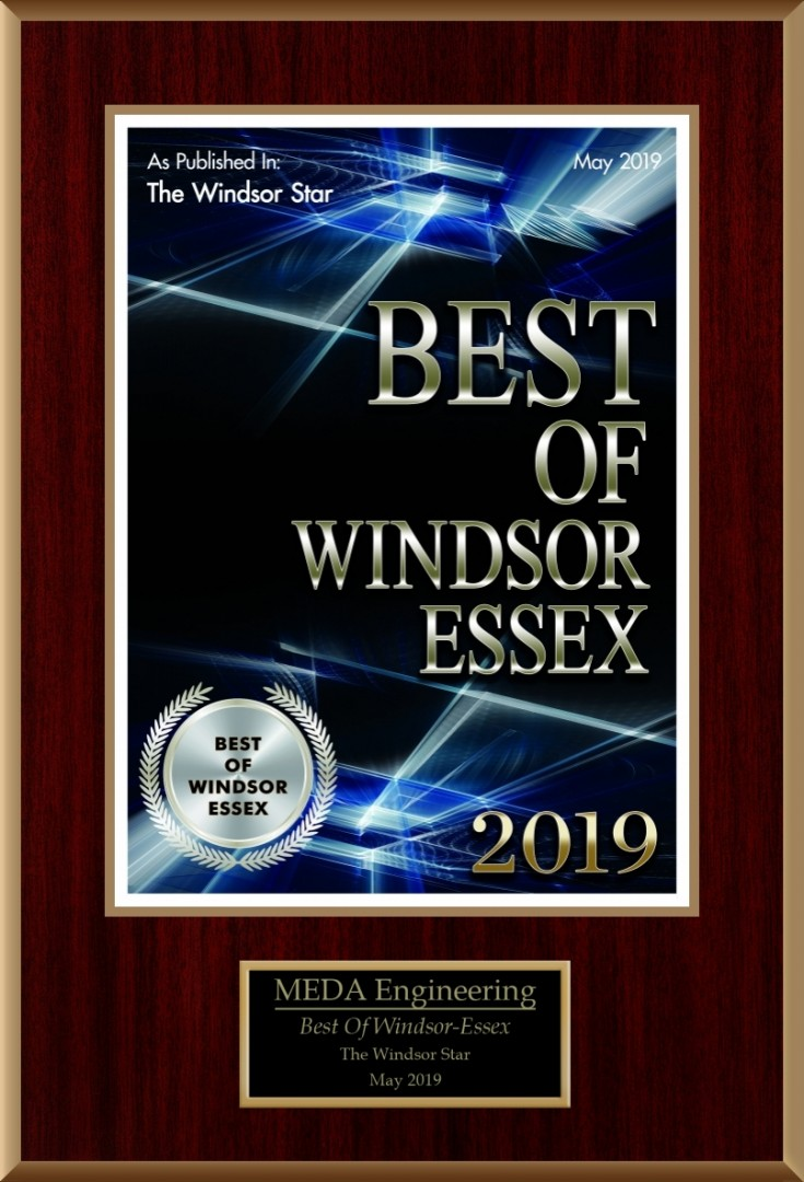 MEDA Honoured to Receive Best of Windsor Award